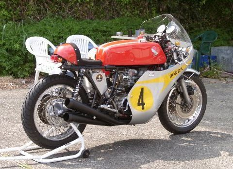 Honda Replica Engines Hailwood Replica Honda